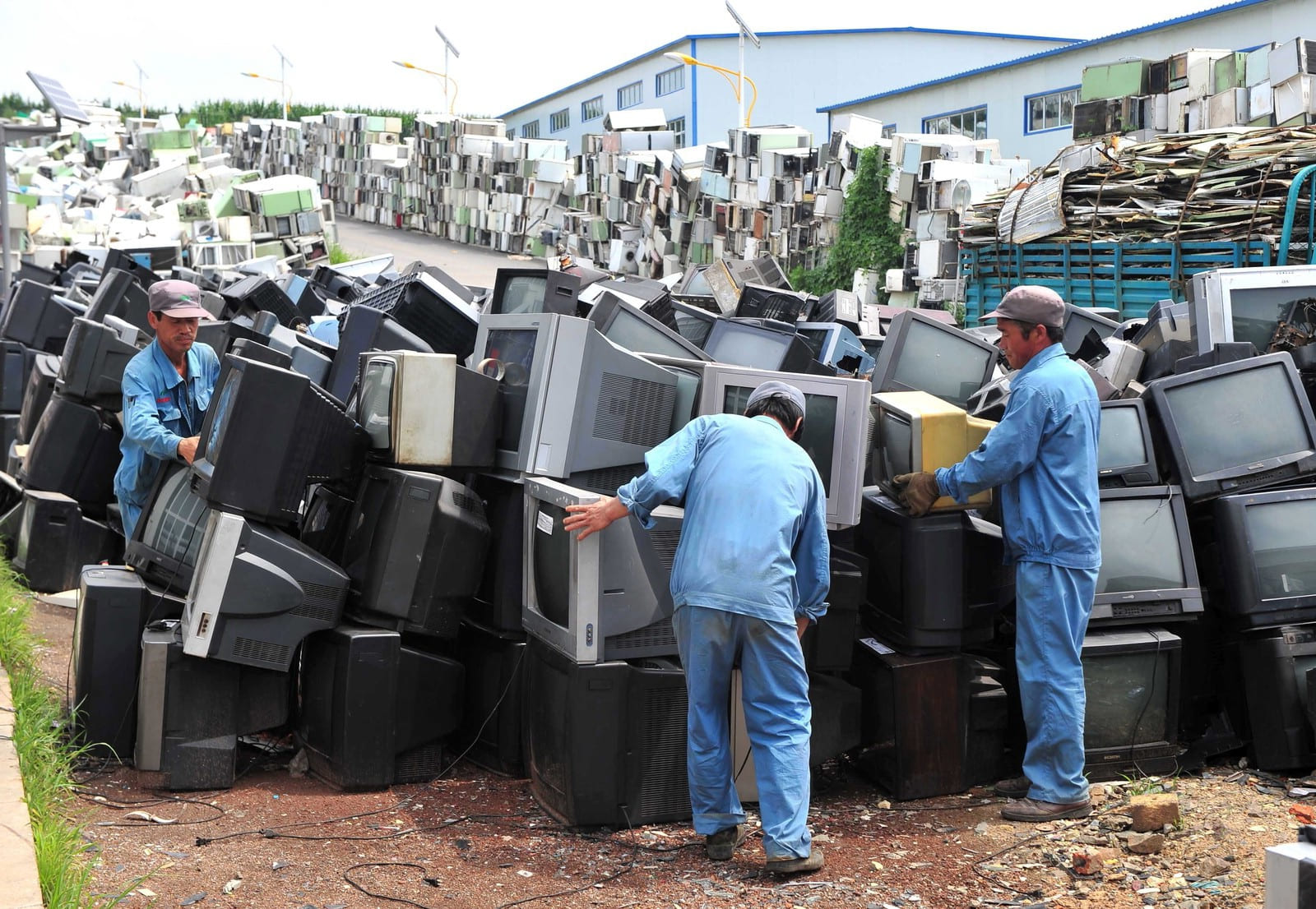 Electronic Recycling - Compliance