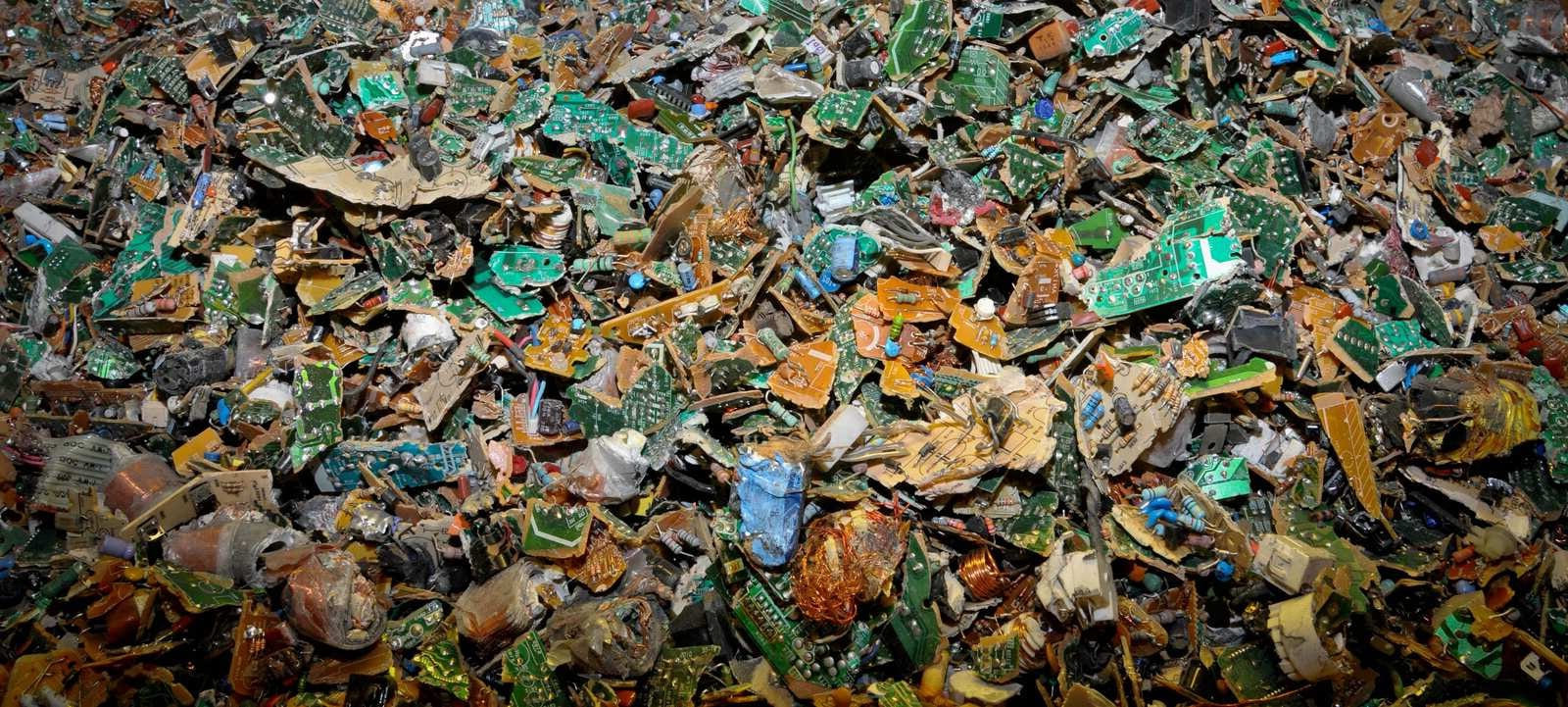 Electronic Waste and Its Recycling
