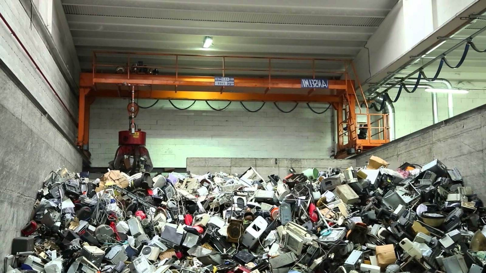 Legal Electronic Recycling Rules